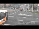Man Hit By Bus