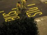 Men At Work - Street Typography - Everyday Craftsmen