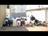Muslims Celebrate In France