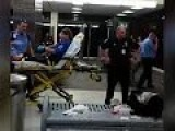 Man Unleashes Attack At New Orleans Airport - Then Shot