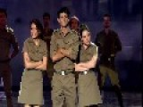 Medley Of Classic IDF Songs At The Children's Festival