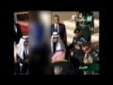 Michelle Obama's Face Blurred By Saudi State Television