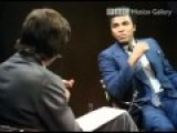 Muhammad Ali On Interracial Marriage And Couples. White Girls Who Like Blacks Must Watch This Video!