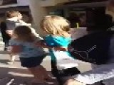 Meanwhile In Perth...two Adults Fight Kids