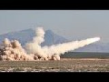 M270A1 Multiple Launch Rocket System MLRS Test Fire 7-30-15
