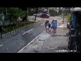 Motorbike 2 Man Robbery Girl Cellphone Quezon City, September 22, 2014