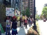 May Day 2013 - Unpermitted March, Portland, OR Part 1