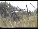 Mujahideen Pigs Destroy Indian Bunker In Kashmir