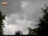 May 28, 2013: Thunderstorm With Heavy Rain