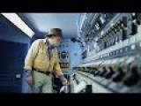 Man Builds 52,000-square-foot Model Train Installation