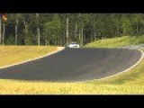Mercedes Benz A45 AMG 2014 Race Track Footage