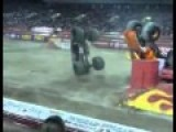 Monster Truck Double Back Flip