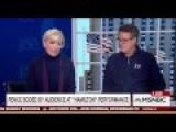 Morning Joe Nails It On Hamilton Leftist Misbehavior