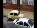 Miscreants Make Off With A Prized FIAT 500: Havana