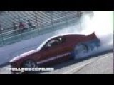 Myrtle Beach Speedway Burnout Contest