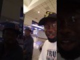 Man In Pittsburgh Airport Speaks The Truth
