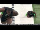Mississippi State's DL Chris Jones Testicles Fall Out While Running The 40-Yard Dash
