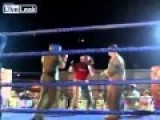 Marine Knocks Out Female Marine In Boxing Match