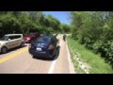 Motorcyclist Almost Dieded... -- For You Trolls