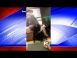Memphis High School Fight Head Stomping