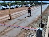Meanwhile In Australia .. Almost Bitten By Deadly Snake!