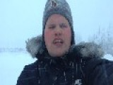 Major Snowstorm Hit Sydney Nova Scotia On Sunday December 15, 2013