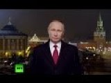 Most Sane Westerners Like President Putin. Happy New Year LL!