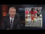 Maher Calls 'bullsh*t' On 'lesser Of Two Evils' Voter Complaints: 'Grow The F*ck Up'