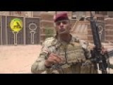Moments When Iraqi Army Liberated Fallujah City From ISIS!