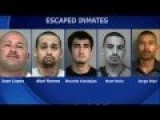 Most Manhunt In California After 5 Dangerous Inmates Jail Escape