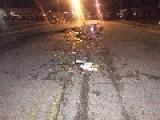 Mike Brown Trash Memorial - Run Over By Car