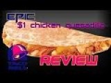 My Epic Taco Bell Food Review