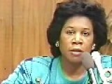 Mispronounced Words And Incomprehensible Statements...classic SHEILA JACKSON LEE
