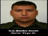 Mexican Sub-human Scum Murder Border Patrol Agent In Texas