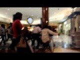 Military Circle Mall Fight