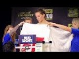 Miesha Tate Barely Makes Weight After Getting Naked At Weigh-Ins