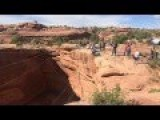 Moab Rope Swing