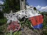 MH17 Wreckage Seems To Show It Was Struck With Bullets And A R-60 Air To Air Missile