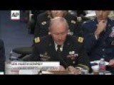 Military Officials Say Ground Troops Possible Strikes ISIS 17 09 2014