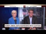 Mika Of MSNBC Upset Because Bobby Jindal Mentioned Monica Lewinsky