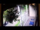 Mother Chases Of Intruder With Shotgun