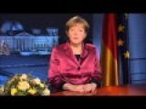 Merkel Says Europe Will Not Allow Law Of Jungle For Russia To Abuse Human Rights