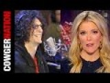 Megyn Kelly On Howard Stern: Talks About Penises, Her Breasts And Sexual Activity