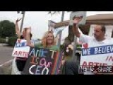 Market Basket Employees Protest New CEO