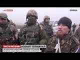 Motorola Checks Rotation Ukrainian Army In Donetsk Airport
