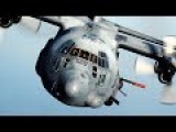 Most Realistic AC-130 Simulator: US Air Force Advanced MC AC-130 Simu In Action