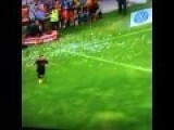 Messi First Goal Against Rayo Vallecano