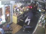 Mickey's Shop N Gas Store Burglary Caught On Camera