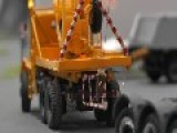 Micro RC Trucks And Construction Vehicles 1:87 Scale