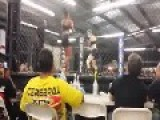 MMA Fight Last Less Than 5 Seconds